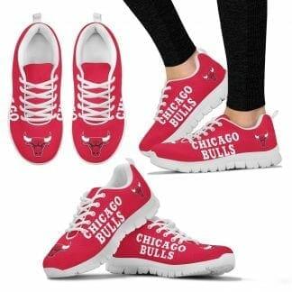 NBA Chicago Bulls Running Shoes V1