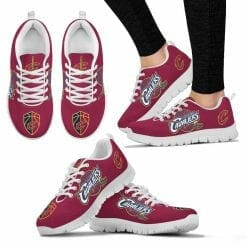 NBA Cleveland Cavaliers Running Shoes V1