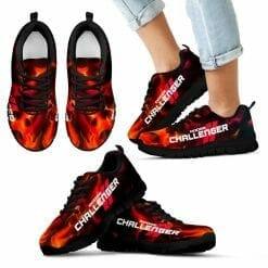 Dodge Challenger Running Shoes V2