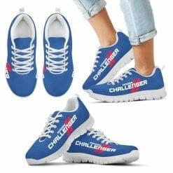 Dodge Challenger Running Shoes Blue