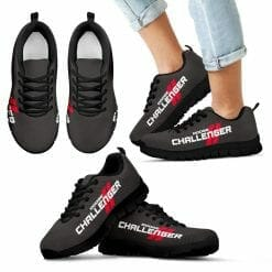 Dodge Challenger Running Shoes V1