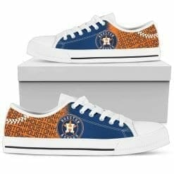 MLB Houston Astros Low Top Shoes
