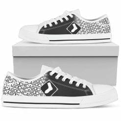 MLB Chicago White Sox Low Top Shoes
