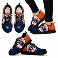 NCAA Illinois Fighting Illini Running Shoes