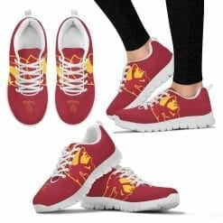 NCAA USC Trojans Running Shoes