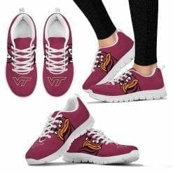 NCAA Virginia Tech Hokies Running Shoes