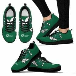 NCAA Tulane Green Wave Running Shoes