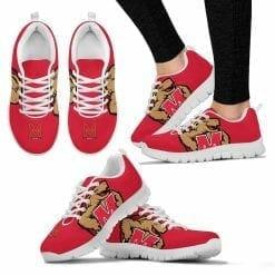 NCAA Maryland Terrapins Running Shoes