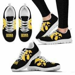 NCAA Iowa Hawkeyes Running Shoes