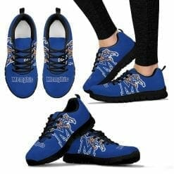 NCAA Memphis Tigers Running Shoes