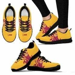 NCAA Arizona State Sun Devils Running Shoes