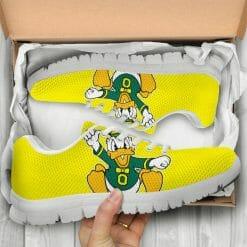 NCAA Oregon Ducks Running Shoes