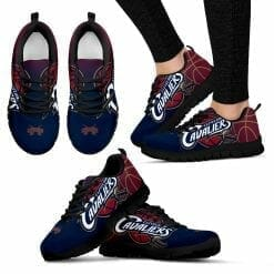 NBA Cleveland Cavaliers Running Shoes V2