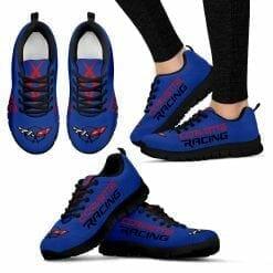 Chevrolet Corvette Running Shoes Rapid Blue