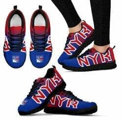 NHL New York Rangers Running Shoes