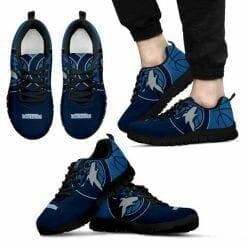 NBA Minnesota Timberwolves Running Shoes V2