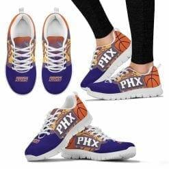 NBA Phoenix Suns Running Shoes V2
