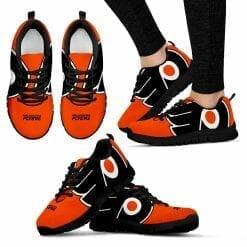 NHL Philadelphia Flyers Running Shoes