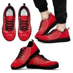 NHL Detroit Red Wings Running Shoes