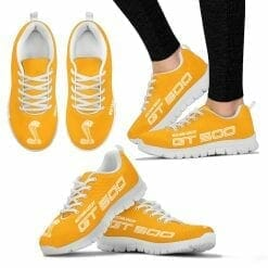 Shelby GT500 Running Shoes Yellow