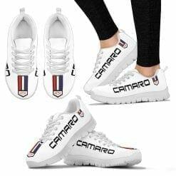 Chevrolet Camaro Running Shoes Summit White