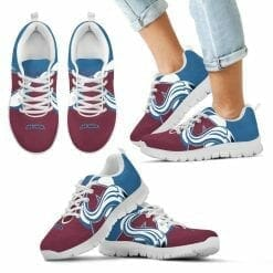 NHL Colorado Avalanche Running Shoes