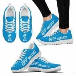 Shelby GT500 Running Shoes Grabber Blue