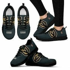 NHL Vegas Golden Knights Running Shoes