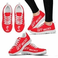 Shelby GT500 Running Shoes Red