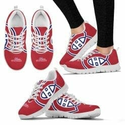 NHL Montreal Canadiens Running Shoes