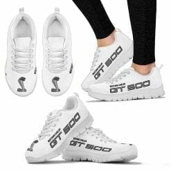 Shelby GT500 Running Shoes White