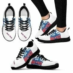AHL Hartford Wolf Pack Running Shoes