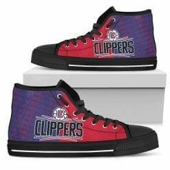NBA LA Clippers High Top Shoes