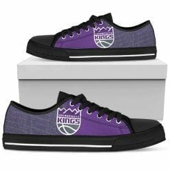 NBA Sacramento Kings Low Top Shoes