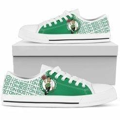 NBA Boston Celtics Low Top Shoes