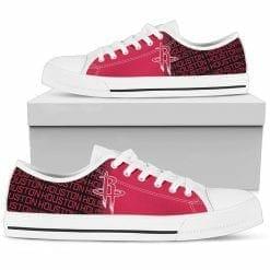 NBA Houston Rockets Low Top Shoes