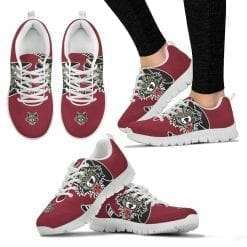 AHL Chicago Wolves Running Shoes