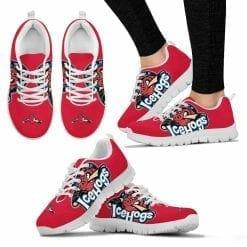 AHL Rockford IceHogs Running Shoes