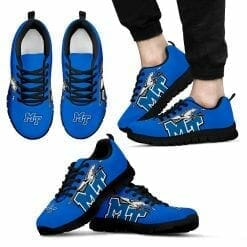 NCAA Middle Tennessee State Blue Raiders Running Shoes