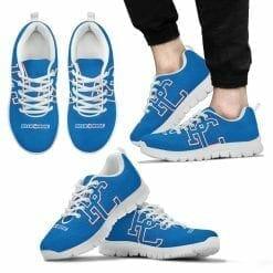 NCAA Presbyterian Blue Hose Running Shoes