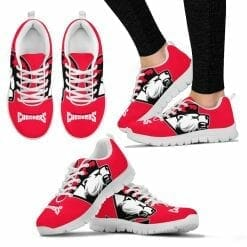 AHL Charlotte Checkers Running Shoes