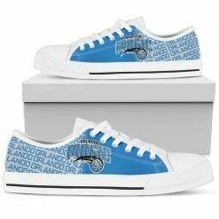 NBA Orlando Magic Low Top Shoes