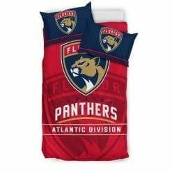 NHL Florida Panthers Bedding Set