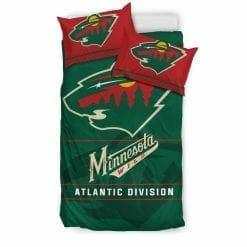 NHL Minnesota Wild Bedding Set