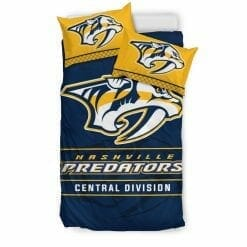 NHL Nashville Predators Bedding Set