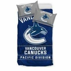 NHL Vancouver Canucks Bedding Set