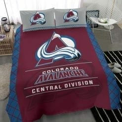 NHL Colorado Avalanche Bedding Set