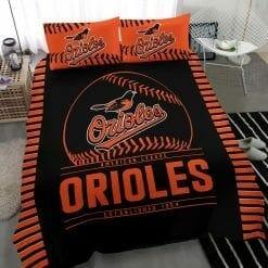 MLB Baltimore Orioles Bedding Set