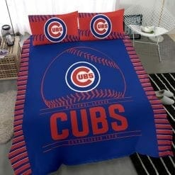 MLB Chicago Cubs Bedding Set