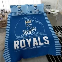 MLB Kansas City Royals Bedding Set